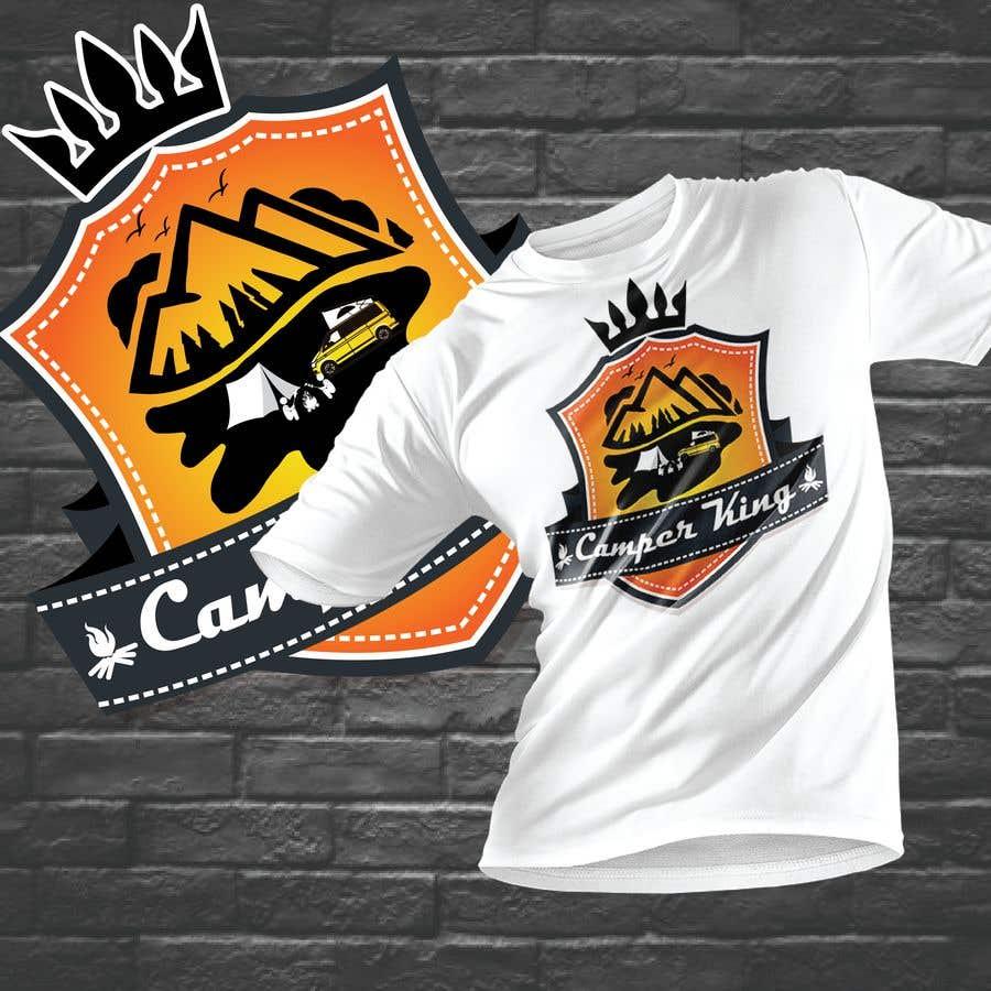 Konkurrenceindlæg #                                        121                                      for                                         Camper King Merchandise