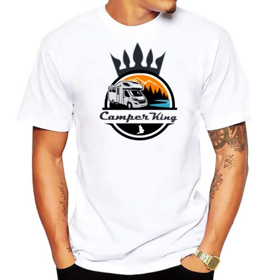 Konkurrenceindlæg #                                        182                                      for                                         Camper King Merchandise