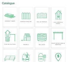 nicoleatwork tarafından Create modern Icons for website için no 14