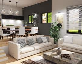 nº 13 pour 3d Design- Interior Design home ideas par Shuhadh