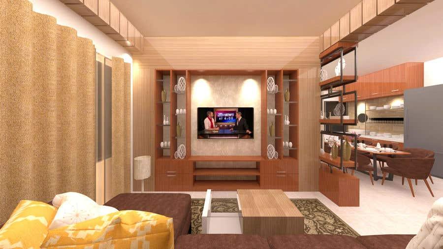 Proposition n°                                        17                                      du concours                                         3d Design- Interior Design home ideas