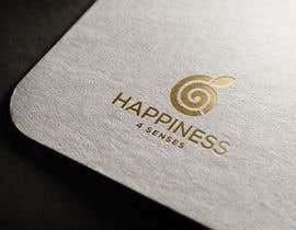 "#408 cho create a logo ""happiness 4 senses"" bởi MdRahatHossain"