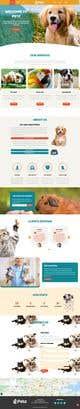 Kilpailutyön #                                                17                                              pienoiskuva kilpailussa                                                 Design and coding of Portal Site Of Veterinary shops (MUST be BOTH PC and SP of TOP/SEARCH/RICH Shop Site/ Shop Site /Blog etc...)