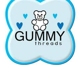 #57 para Logo Design for 'GUMMY THREADS' por argpan