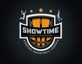 #59 cho Fantasy Basketball League Logo bởi Mnoeem