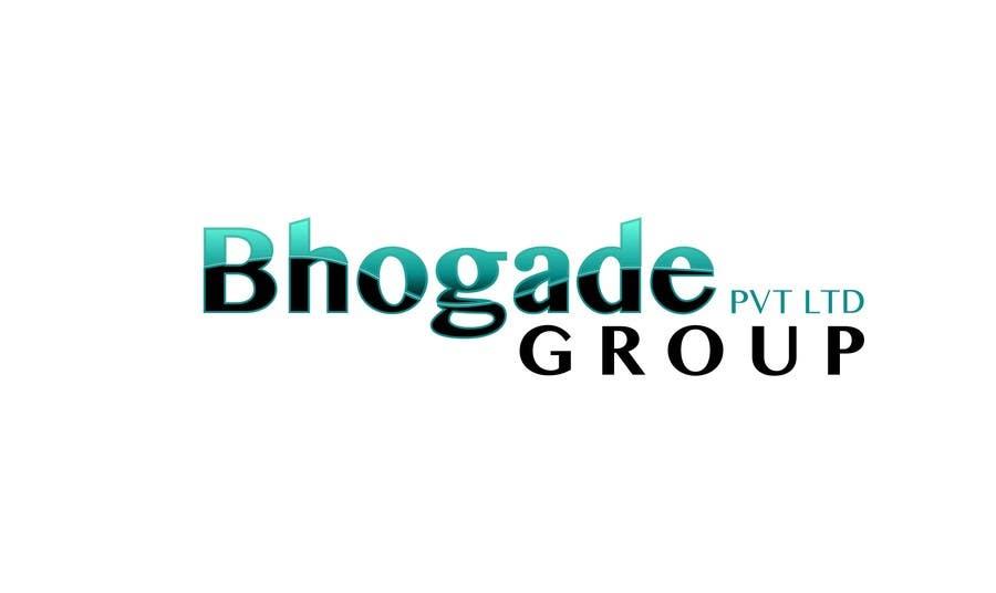 Bài tham dự cuộc thi #                                        21                                      cho                                         Logo Design for Bhogade Properties Pvt. Ltd.