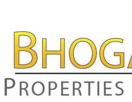 #32 for Logo Design for Bhogade Properties Pvt. Ltd. by andrewgenius