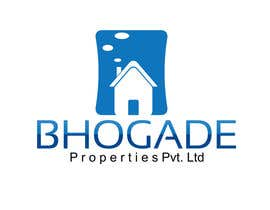 #26 for Logo Design for Bhogade Properties Pvt. Ltd. by ArtBrain