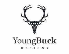 #6 for Buck antler logo design by annaausten