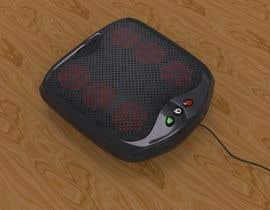 Nro 3 kilpailuun 3D model of massage product käyttäjältä siva3dworks