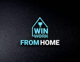 #294 untuk Logo for Win From Home oleh sna5b127439cb5b5