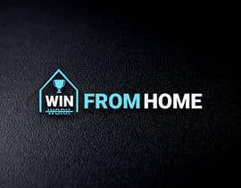 #299 untuk Logo for Win From Home oleh sna5b127439cb5b5