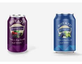 #35 untuk CBD Beverage Labels - Three Flavors oleh Dider965