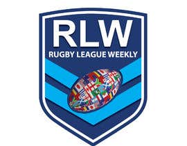 #39 for RugbyLeague Logo by mdriaz788db