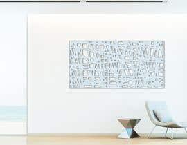 #75 para Design laser cut metall wall art panel por gayatry
