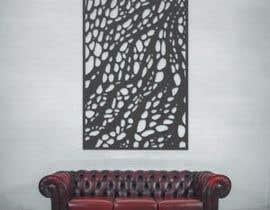 #60 para Design laser cut metall wall art panel por fayrouz20