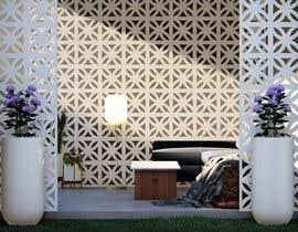 #38 for Private villa landscape design (CAD + 3D renders) af rohit618pathak