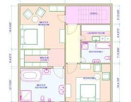 #34 para Reimagining the Floor Plan for My Home's Second Floor por ILLUSTRART