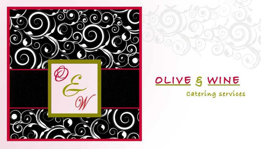 Contest Entry #37 for Business Card Design for Catering Company
