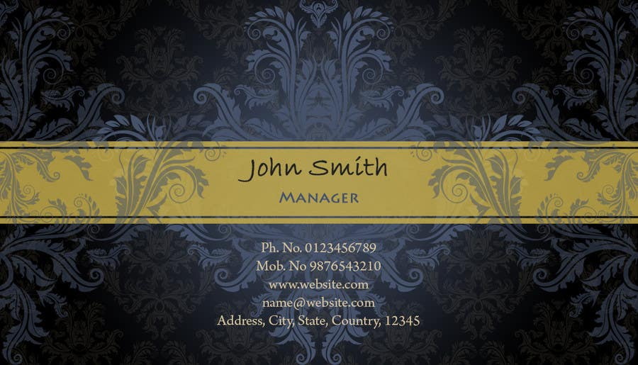 Print Contest Entry #20 for Business Card Design for Catering Company