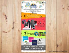 #217 untuk Help design a flyer for a Charity Lotto company oleh leomacatangay9