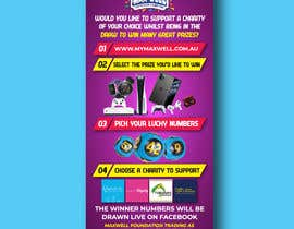 #198 untuk Help design a flyer for a Charity Lotto company oleh designconcept86