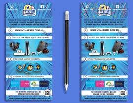 #234 untuk Help design a flyer for a Charity Lotto company oleh sazzadhossainsh2