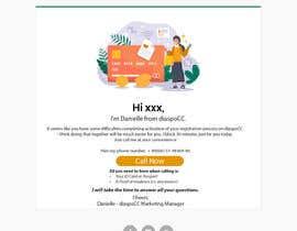 TomaAlex47 tarafından Newsletter design için no 7