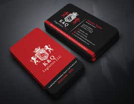 #221 for Business Card Design.... K and Q logistics LLC --- Logo Included by Jadid91