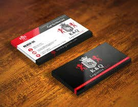 #287 for Business Card Design.... K and Q logistics LLC --- Logo Included by kanon23