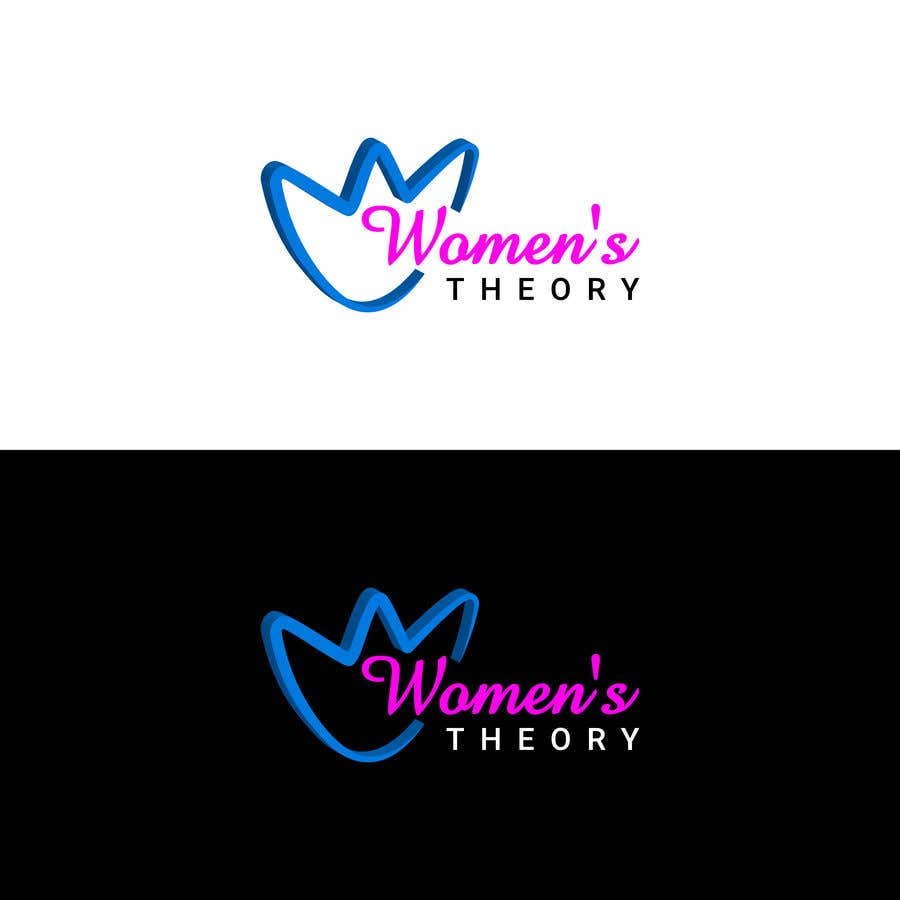 Inscrição nº                                         210                                      do Concurso para                                         I want a cool logo for my brand Women's Theory.