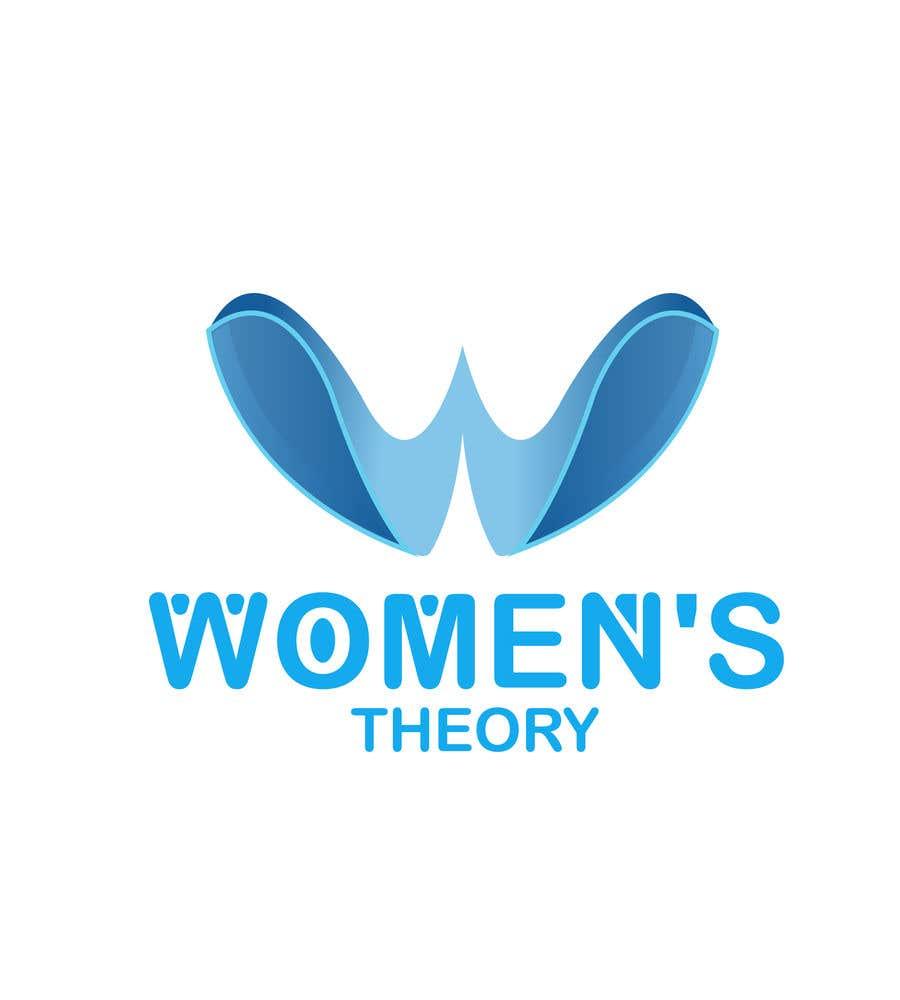 Inscrição nº                                         511                                      do Concurso para                                         I want a cool logo for my brand Women's Theory.
