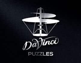 #128 for DaVinci Puzzles - LOGO + letter head + biz card by Rupa380
