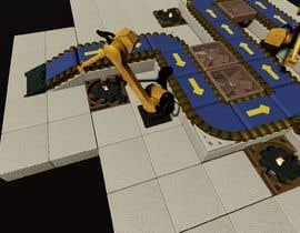 annpush tarafından Low Poly Factory Tile Set için no 10