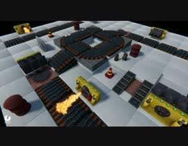 vw7033833vw tarafından Low Poly Factory Tile Set için no 18