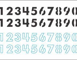 #3 , Convert numerals from pixel into dxf format 来自 iqbalkhatri55