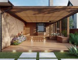 #28 para Exterior house design por sohag0924
