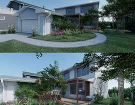 #30 para Exterior house design por vadimmezdrin