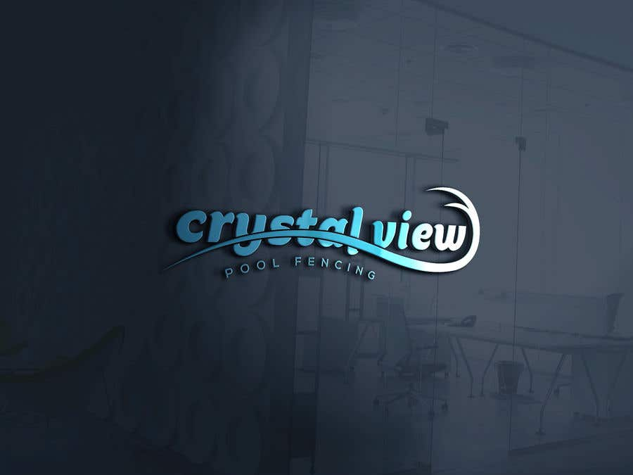 Contest Entry #                                        71                                      for                                         New Business Logo - Crystal View Pool Fencing