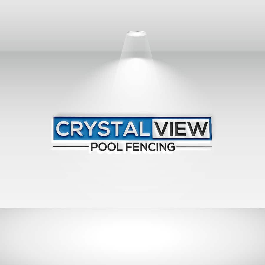 Contest Entry #                                        17                                      for                                         New Business Logo - Crystal View Pool Fencing