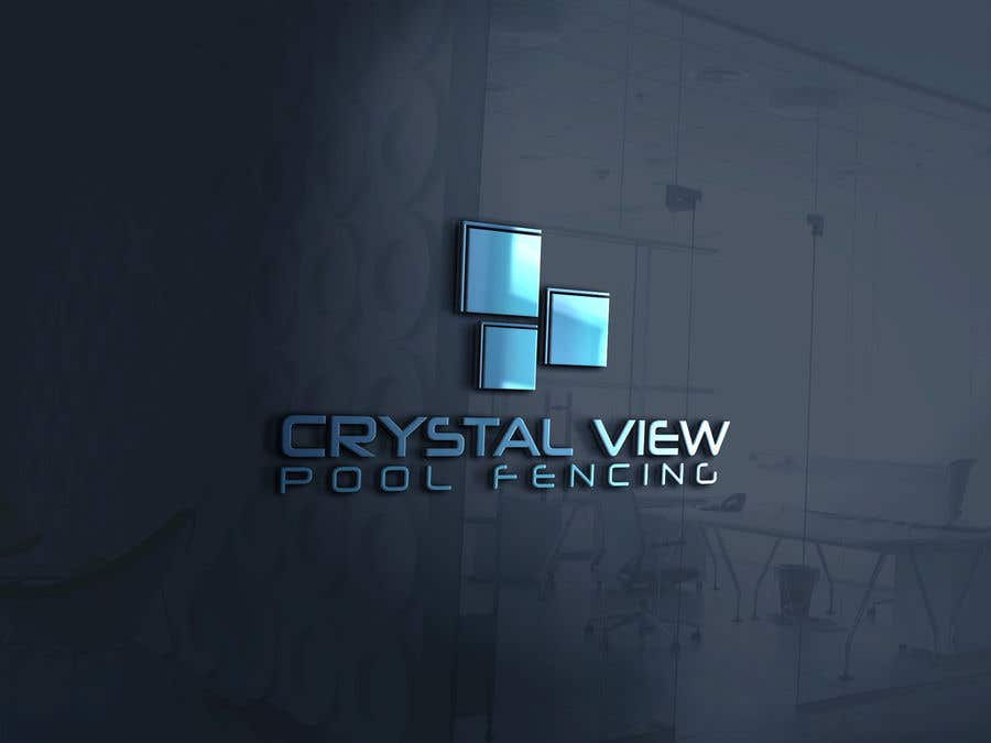 Contest Entry #                                        67                                      for                                         New Business Logo - Crystal View Pool Fencing