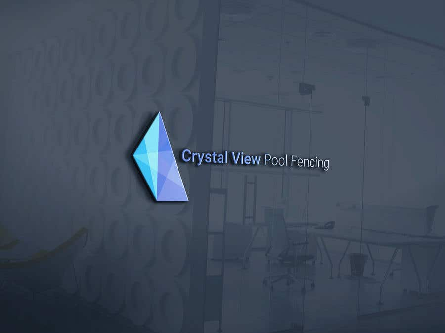 Contest Entry #                                        113                                      for                                         New Business Logo - Crystal View Pool Fencing