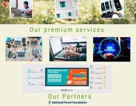 #26 для Homepage mockup for digital agency that serves nonprofits - DESIGN ONLY от kashifmughal7072
