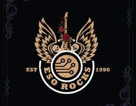 samiabaly116 tarafından Design a Rock and Roll Company Logo için no 266