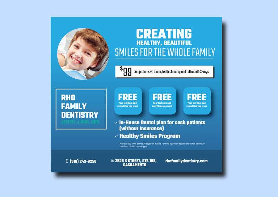 Kilpailutyö #                                        3                                      kilpailussa                                         Build me a EDDM Postcard Mailer (Post COVID) Front & Back