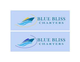 #121 for New Logo for Pontoon Boat Charters - Blue Bliss Charters af shreejonykumer20