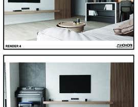 #65 untuk Apartment interior design oleh arzzgny