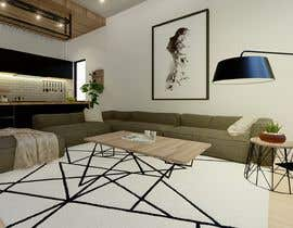 #64 untuk Apartment interior design oleh mjanecords
