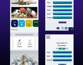 #38 para Web app wireframes needed por shamimaliza02