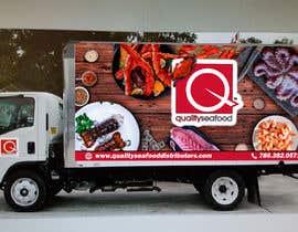 #67 for Desing for Box Truck af bhavarmodi